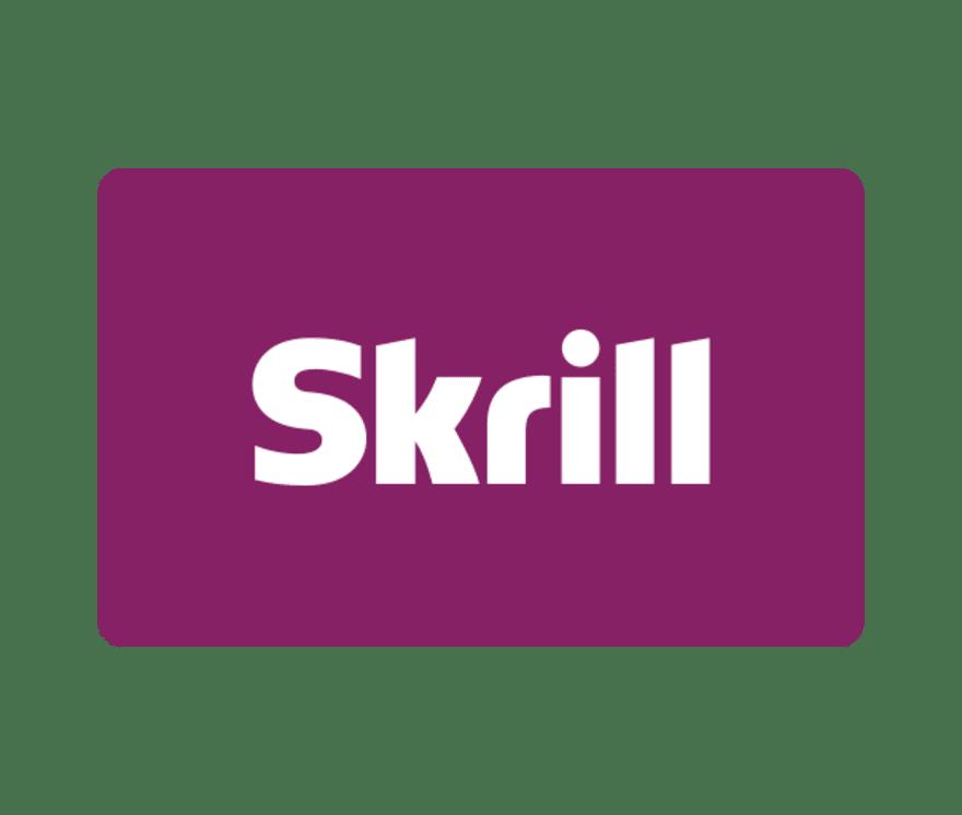 Top 72 Skrill New Casinos 2021 -Low Fee Deposits