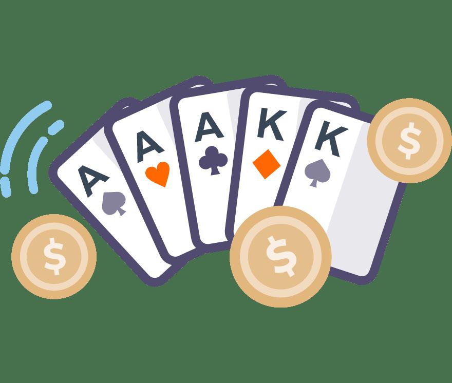 Zagraj w Poker online — najlepszych 59 New Casino z największymi wypłatami w roku 2021