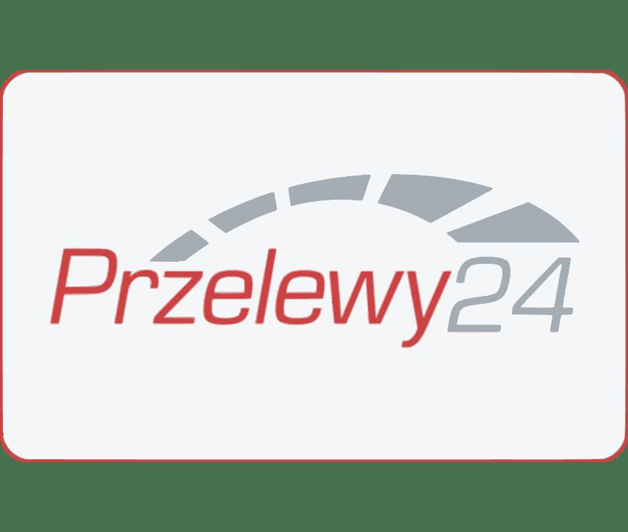 Top 1 Przelewy24 New Casinos 2021 -Low Fee Deposits