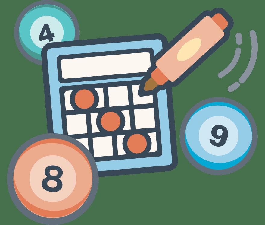 Zagraj w Bingo online — najlepszych 36 New Casino z największymi wypłatami w roku 2021